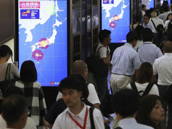 Tindakan Jepang yang Dilanda Topan Terdahsyat Sepanjang Sejarah 25 Tahun Terakhir