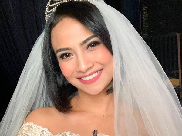 Vanessa Angel Sudah Menikah, Identitas Suami Dirahasiakan
