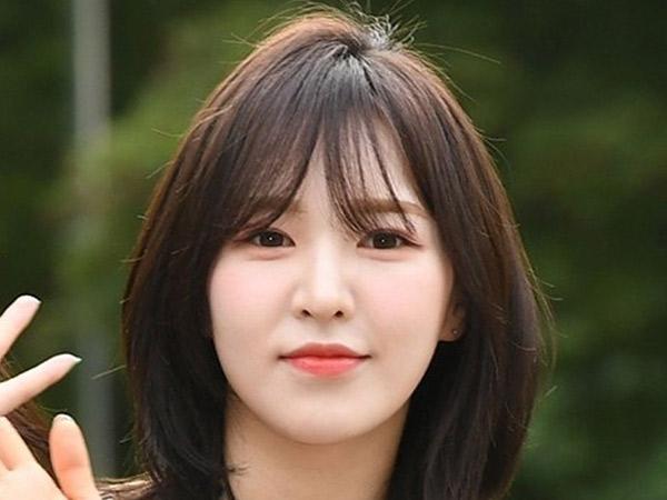 Wendy Red Velvet Terlihat Syuting Program TV Baru