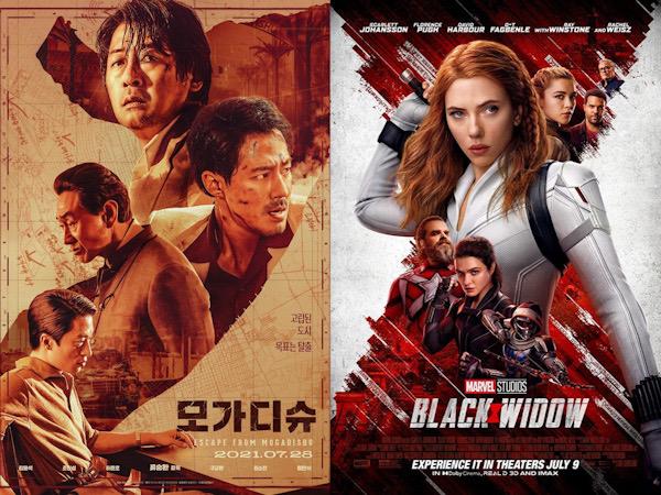 Escape From Mogadishu Jadi Film Box Office No. 1 di Korea Geser Black Widow