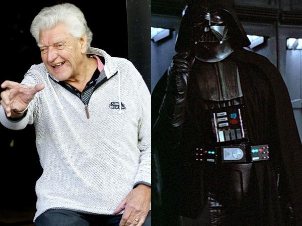 Meninggal Di Usia 85 Tahun, Begini Perjalanan Karir David Prowse 'Darth Vader'