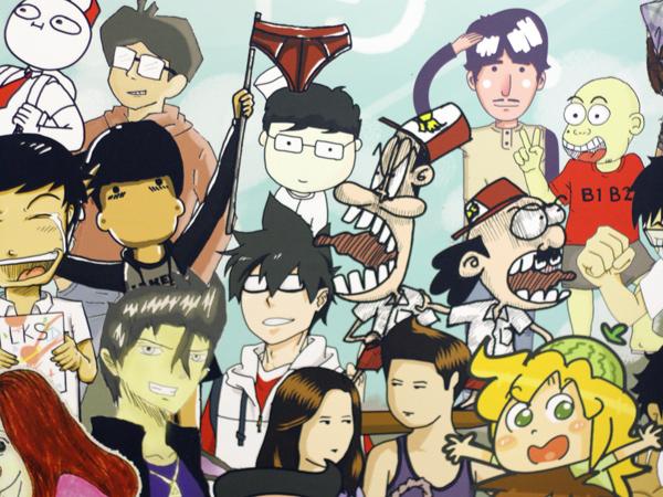 Indonesia Comic Con 2015: Mengintip Masa Depan Komik Indonesia di Era Digital