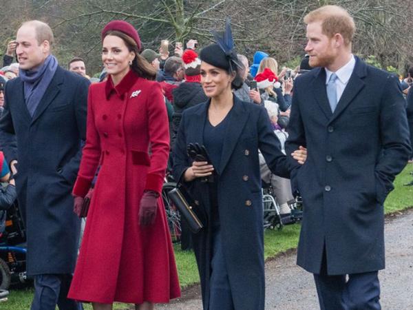 Pernikahan Pangeran William dan Meghan Markle Dibalik 'Keretakan' Kerajaan Inggris