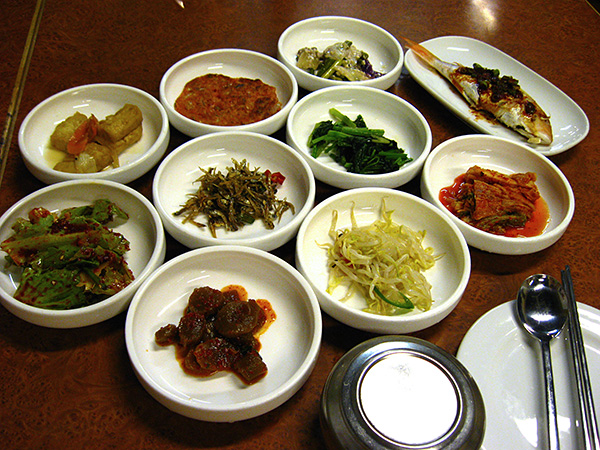 Mengenal Aneka Banchan Makanan Pendamping Khas Korea Selatan