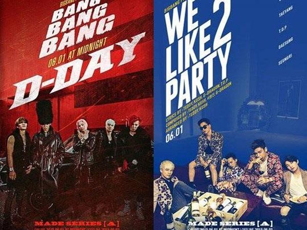 Baru Dirilis, Dua Lagu Baru Big Bang Kembali Rajai Berbagai Chart Musik Dalam dan Luar Negeri!