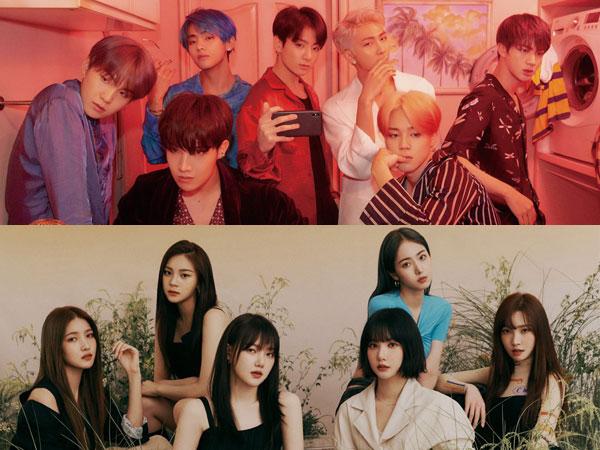 Big Hit Entertainment Resmi Akuisisi Label GFRIEND, Agensi Lain Dikabarkan Menyusul