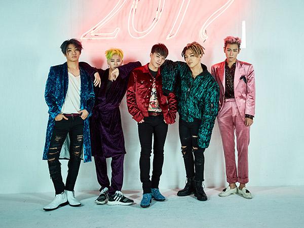 Susul BTS dan BLACKPINK, Kini BIGBANG Juga Dapatkan Diamond Creator Award dari Youtube