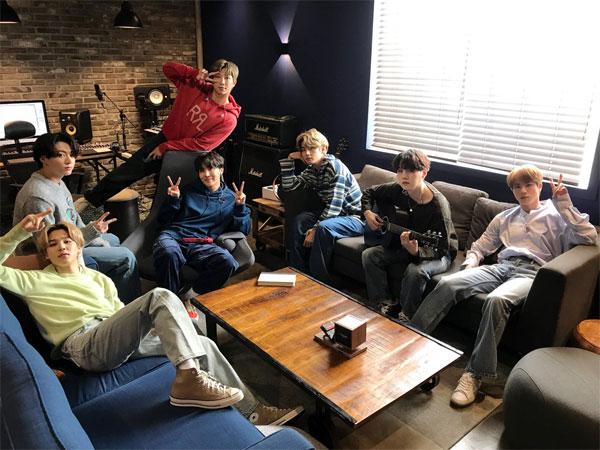 Belum Lengser, BTS Sudah 200 Minggu Berjaya di Chart Billboard Social 50