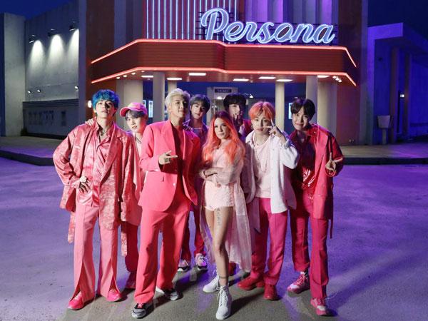 BTS dan Halsey Akan Tampil di Panggung #BBMAs 2019 Bawakan Lagu 'Boy with Luv'