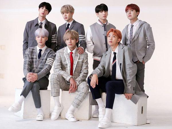 Catat Rekor Baru, Album Baru BTS Sudah Dipesan Lebih dari 1,5 Juta Kopi dalam Seminggu!