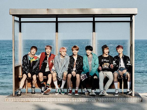 Buktikan Predikat 'SOTY 2017', BTS 'Spring Day' Pecahkan Rekor Lagu Terlama di Chart Mingguan Melon