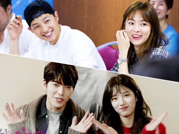 Simak 4 Pasangan yang Akan Hiasi K-Drama di Tahun 2016, Mana Favoritmu?