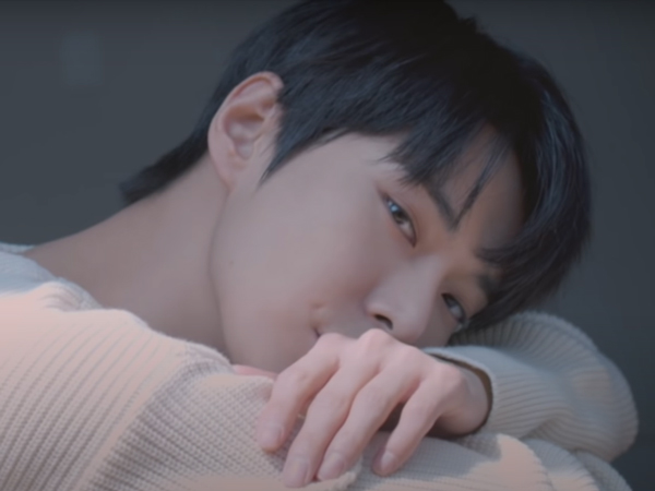 Doyoung Ungkap Alasan Pilih Cover Lagu IU 'Give You My Heart', Super Romantis