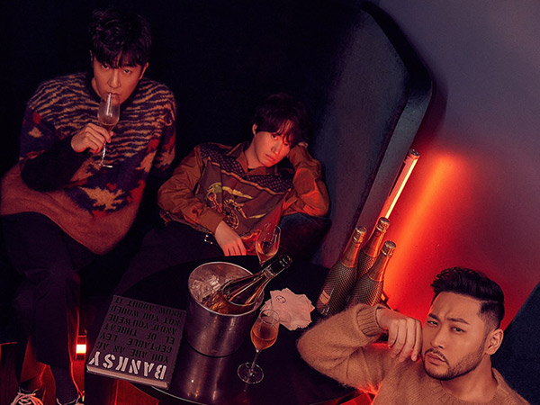 Lagu-lagu Baru Epik High Dominasi Top 10 Chart Musik, Tablo Nangis