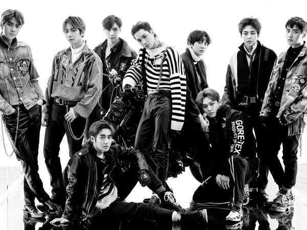 Pecahkan Rekor Sebelumnya, Pemesanan Album Baru EXO Tembus 1 Juta Kopi!