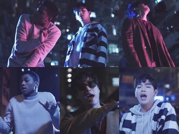 Ceritakan 'Cara Kerja' Cinta, Intip Kolaborasi Apik Gallant, Tablo, Eric Nam di MV 'Cave Me In'