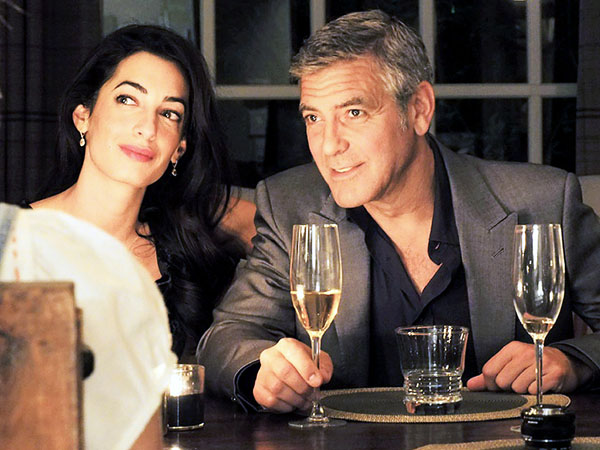 George Clooney dan Amal Amaluddin Menikah Diam-Diam?