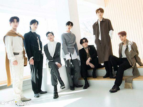 Seluruh Member GOT7 Resmi Keluar dari JYP Entertainment