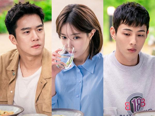 Bocoran Momen Canggung Ha Seok Jin, Im Soo Hyang, dan Ji Soo Saat Makan Bersama