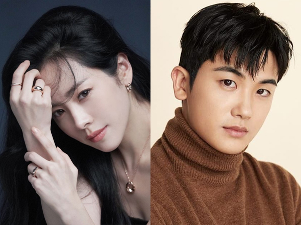 Han Ji Min Dukung Comeback Park Hyung Sik di Lokasi Syuting Usai Wamil