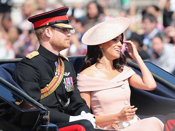Anak Perempuan Pangeran Harry dan Meghan Markle Tidak Akan Dapat Gelar Kerajaan?