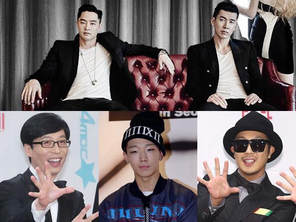 Yoo Jae Suk Hingga Bobby iKON, MV Comeback Jinusean akan Kehadiran Banyak Bintang!