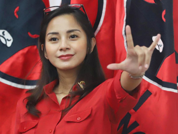Sama-Sama Artis Terjun Ke Politik, Kirana Larasati Semprot Rachel Maryam Soal Kisruh 22 Mei