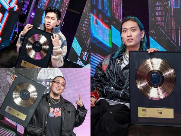 Digelar Tertutup, Inilah Pemenang Korean HipHop Awards 2020