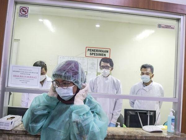 Diklaim Sesuai Guideline WHO, Seperti Ini Penampakan Lab Uji Sampel Suspect Corona Kemenkes