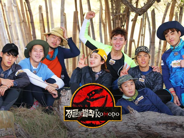 Tim 'Law of the Jungle' Alami Situasi Berbahaya di Pulau Komodo