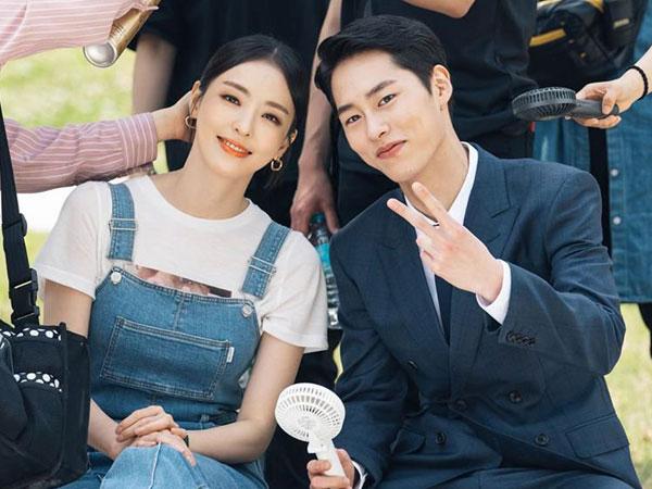 Ungkap Rasa Bangga, Manisnya Interaksi Lee Da Hee dan Lee Jae Wook