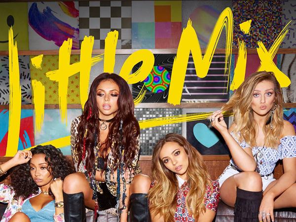 Lagu Baru Little Mix Dibuat untuk Sindir Zayn Malik?