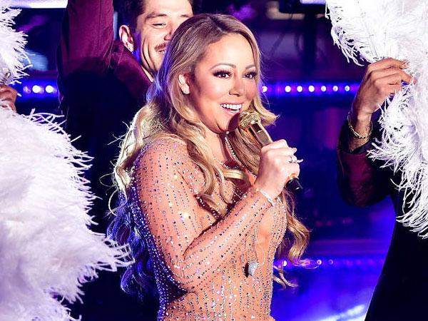 Mariah Carey Salahkan Semua Orang Atas Insiden Lipsync Malam Tahun Baru