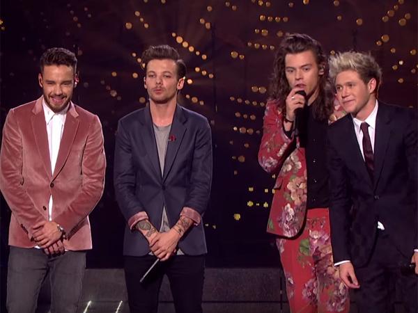 Siap Vakum, One Direction Ucapkan Terima Kasih Untuk Fans Untuk 5 Tahun yang Istimewa
