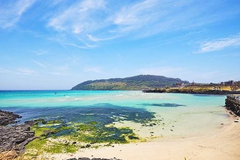 Inilah 3 Pantai Indah Wilayah Jeju Timur yang Populer Saat Musim Panas