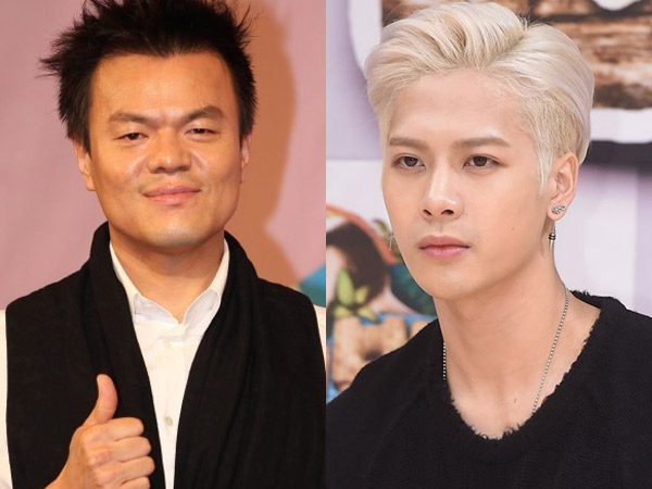 Hilangkan Jerawat, Inilah Tips Simple Bos JYP Untuk Jackson GOT7