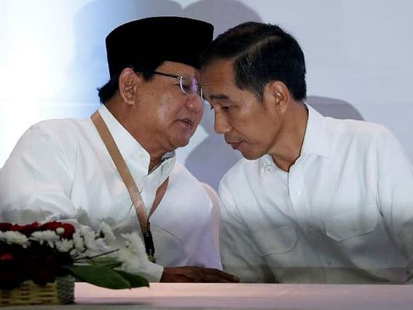 Isu Prabowo Jadi Wantimpres Jokowi, Gerindra Pun Berpeluang Besar Masuk Kabinet?