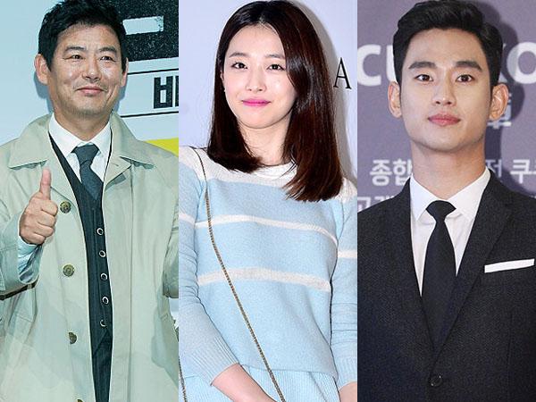 Sulli dan Sung Dong Il Siap Berlaga Bareng Kim Soo Hyun di 'Real'