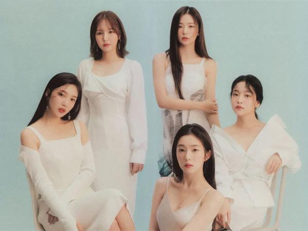 Red Velvet Akhirnya Umumkan Tanggal Rilis Album Baru