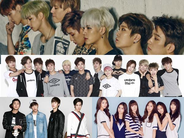 Usung Tema '100 Guest', 'Running Man' Bakal Hadirkan 4 Grup Idol K-Pop ini!
