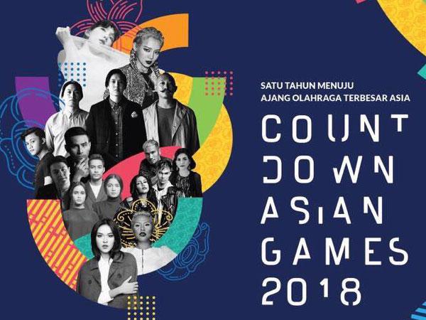 Raisa Hingga Taeyeon dan Hyoyeon SNSD Siap Ramaikan 'Countdown Asian Games 2018'!