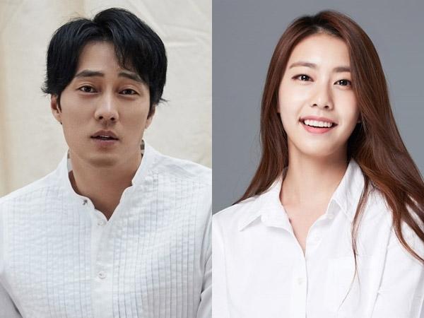 Congrats! So Ji Sub Resmi Menikah dengan Jo Eun Jung