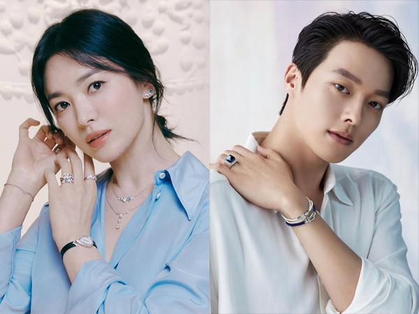 Song Hye Kyo Bagikan Bocoran Drama Baru dengan Jang Ki Yong