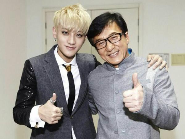 Meski Dapat Gugatan Dari SM, Tao Siap Hiasi Layar Lebar Bersama Jackie  Chan