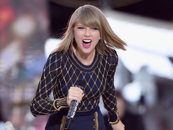 Tak Percaya Cinta Sejati yang Buat Taylor Swift Jago Bermusik?