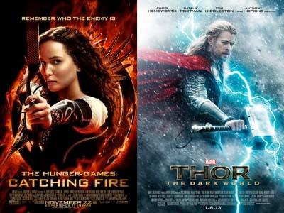 Wah, 'The Hunger Games' Singkirkan 'Thor' di Box Office!