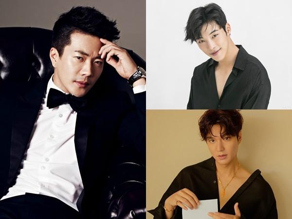 Aktor Kwon Sang Woo Kirim Coffee Truck Untuk Dukung Drama 'The King: The Eternal Monarch'