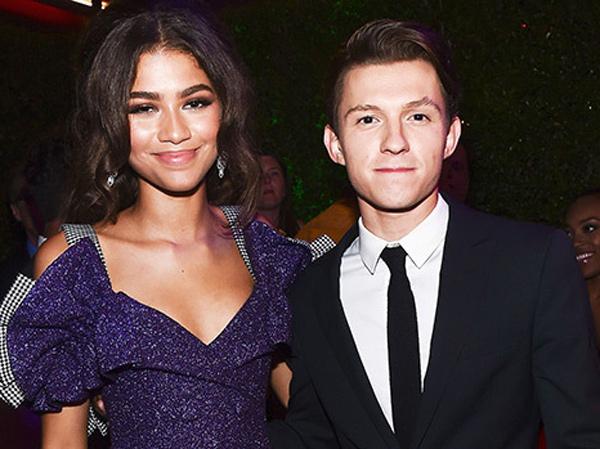 Jelang Perilisan 'Spider-Man: Far From Home' Tom Holland dan Zendaya Kembali Dirumorkan Berpacaran