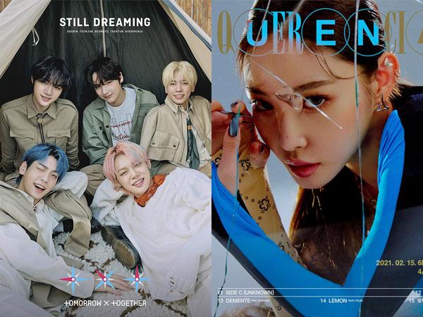 TXT dan Chungha Debut di Chart Billboard World Albums Minggu Ini