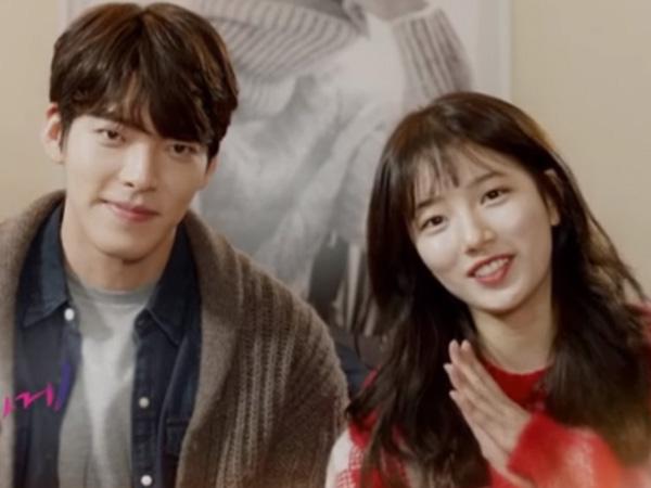Lewat Video Teaser, Drama Kim Woo Bin dan Suzy miss A Siap Tayang Di KBS